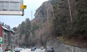La policia reclama 9.796 euros a 262 conductors per excés de velocitat