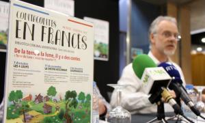 El 3r cicle de contacontes en francès, amb la mirada posada a la diversitat lingüística i cultural