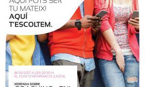 El Punt d'Informació Juvenil d'Encamp acollirà una xerrada sobre ʻcoaching' i PNL
