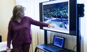La primera fase del parc fluvial de Santa Coloma tindrà un cost de 300.000 euros i serà una realitat aquest 2018