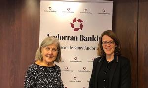 Andorran Banking lliura 6.000 euros al Comitè Nacional d'Andorra per l'Unicef