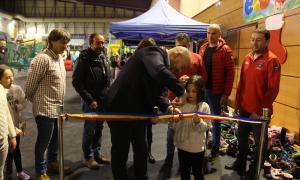 Obre portes el Saló de la Infància al Pas després d'assolir 6.000 visitants a Encamp