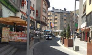 Un carrer del Pas de la Casa