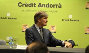 El conferenciant, Francisco García Paramés, és president i CEO de la gestora Cobas Asset Management.
