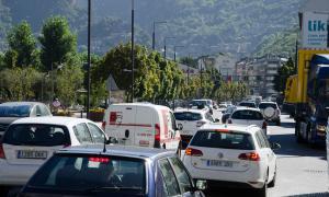 El soroll del trànsit és la principal causa dels nivells dolents de qualitat acústica.