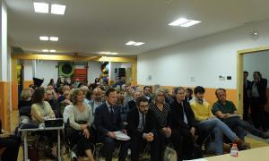 L'assemblea de l'escola especialitzada Nostra Senyora de Meritxell ha comptat amb una nodrida assistència de socis.