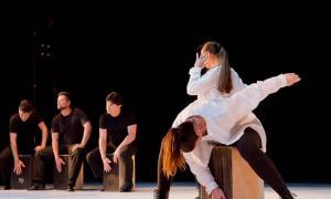 Una de peces que ballarà el cos de dansa de l'esbart Sant Romà en el festival 'Encamp en Clau de Llum'.