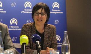 La directora d'Unicef Andorra, Marta Alberch.