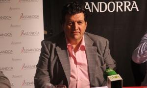 El president d'Assandca, Josep Saravia.