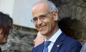 El cap de Govern, Toni Martí, en una imatge recent.