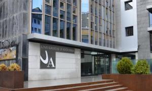 Edifici de la Universitat d'Andorra.