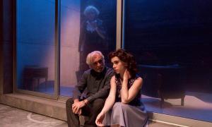 Una de les escenes de l'obra 'Alba, el jardí de les delícies'.