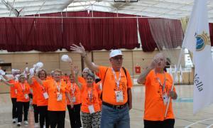 Concurs per escollir la imatge dels II Jocs esportius de la gent gran