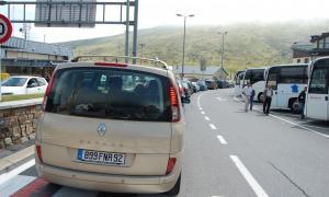 L'entrada de vehicles de França ha pujat un 6,1% el 2018