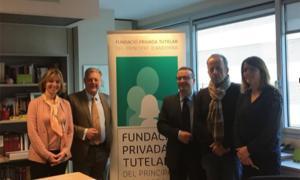 Simon Binsted ha entrat a formar part del patronat de la Fundació Privada Tutelar.