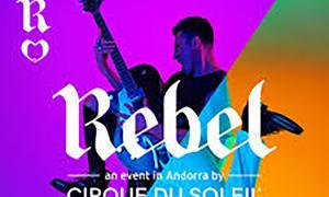 Cartell del nou espectacle del Cirque du Soleil.