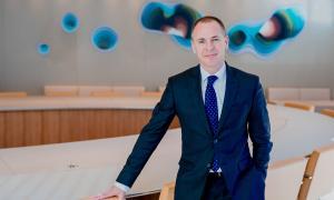 El 'managing director' de l'àrea de Negoci d'Andbank a la seva filial luxemburguesa, Josep Ponsirenas.