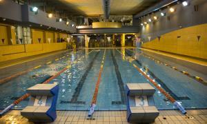 Les instal·lacions esportives d'Escaldes-Engordany.