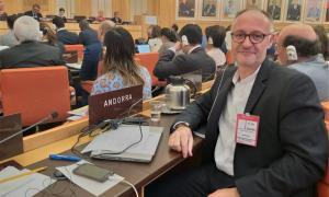 Josep Maria Casals, director d'Agricultura.