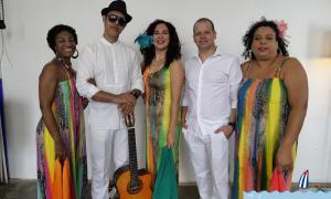 El grup cubà Havàname que actuarà en el marc del cicle 'Encamp en clau de llum' aquest dimarts.