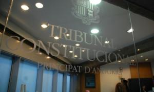 La seu del Tribunal Constitucional.
