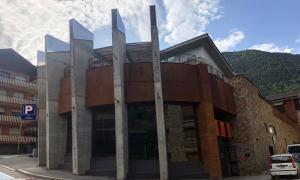 El centre de congressos d'Ordino.