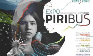 El cartell de l'exposició itinerant del Piribus.