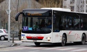 Els usuaris del transport públic estaran informats dels canvis i modificacions dels recorreguts.
