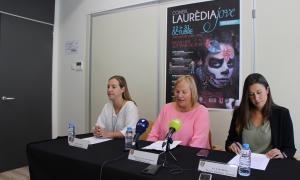 Presentació de Laurèdia jove i de la figura de l'educadora de carrer.