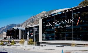 L'edifici d'Andbank