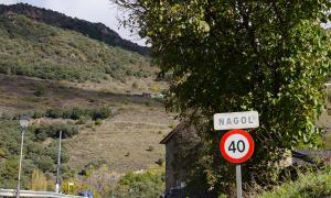 El comú farà millores a la carreterea que va a Nagol.
