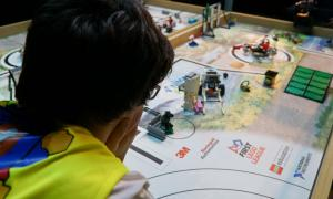 La Micro First Lego League es disputarà el 29 de gener.