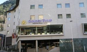 L'hotel on estan alguns dels residents d'El Cedre.