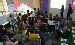 Presentació de l'Andorra Esports Clúster a l'Espai d'Innovació d'Actua.