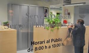 El Servei d'Ocupació.