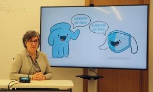 Escaldes-Engordany engega una campanya per reduir la contaminació de guants i mascaretes