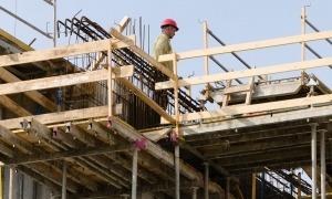 La construcció és un dels sectors que ha experimentat una caiguda més gran.