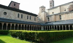 Catedral de Santa Maria d'Urgell.