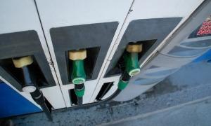Sortidors de benzina.