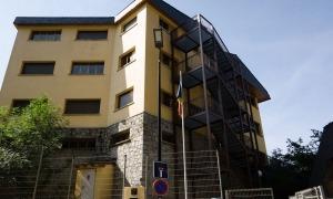 Les escoles de Ciutat de Valls.