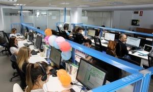 Treballadors de l'empresa Espic en una imatge d'arxiu.