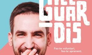 Cartell de la nova edició del Voluntariat per la llengua.