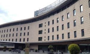Una imatge de l'hospital Nostra Senyora de Meritxell.