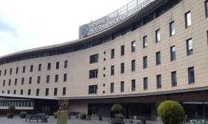 L'hospital tenia avui 13 pacients ingressats.