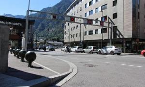 L'accident ha tingut lloc a l'avinguda Tarragona.