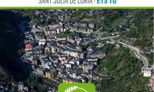 Aplicació 'Sant Julià de Lòria-Ets tu'.