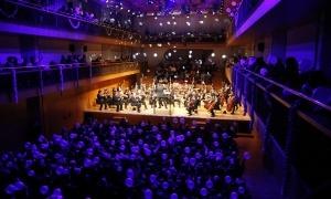 Concert de Cap d'Any a l'Auditori Nacional, a Ordino.