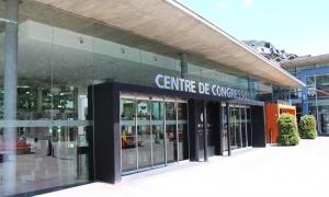 El centre de congressos acollirà el festival.