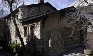 La Casa Museu d'Areny-Plandolit.
