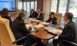 La sessió ordinària del consell de comú de Sant Julià de Lòria d'aquest divendres.
